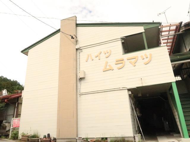 レントライフマンスリー飯田八幡 A-3 外観