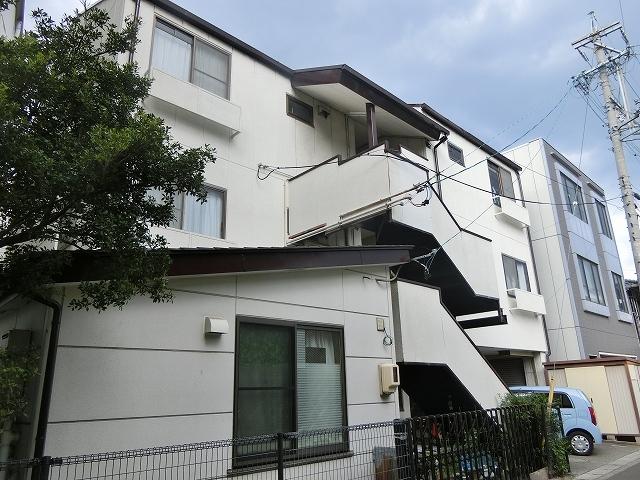 レントライフマンスリー松本駅東B-2 外観