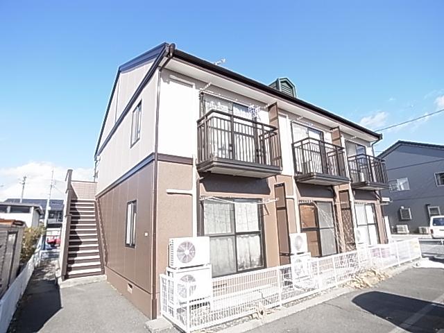 レントライフマンスリー南松本駅東 外観
