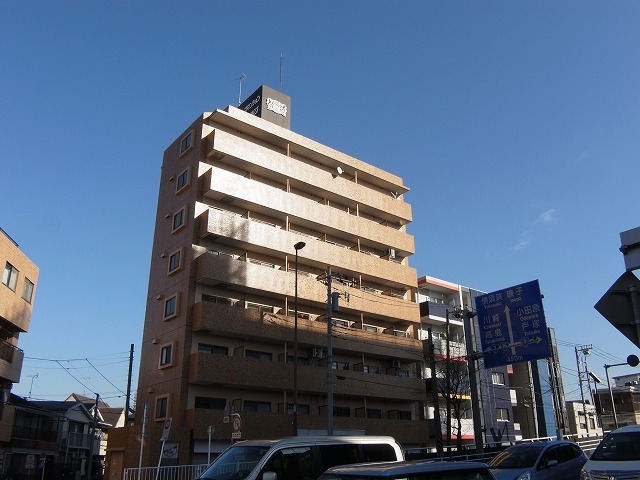 R-マンスリー 横浜ウェスト A 外観