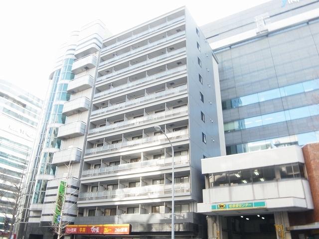 レントライフマンスリー 新横浜駅前G 外観