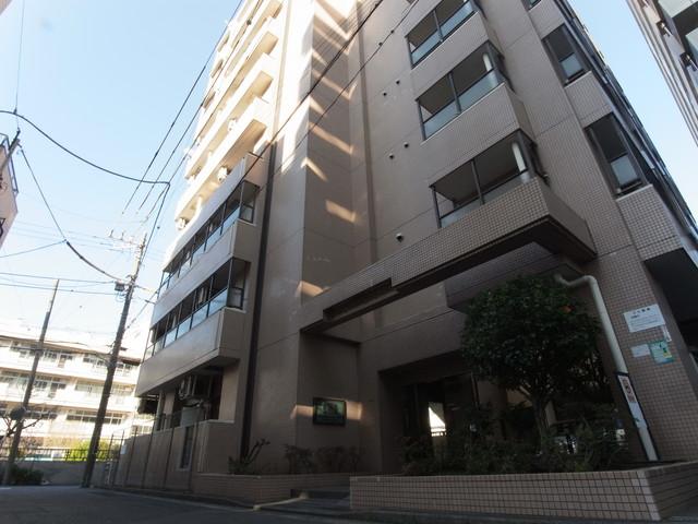 レントライフマンスリー 横浜戸部駅前 外観