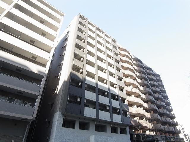 レントライフマンスリー 新横浜駅前アリーナ ハイクラスB 外観