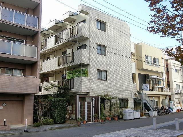 R-マンスリー 新杉田B 外観