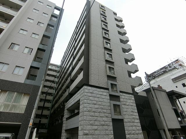 レントライフマンスリー新横浜GS A 外観
