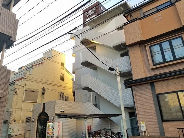 レントライフマンスリー 神奈川新町サウス 外観