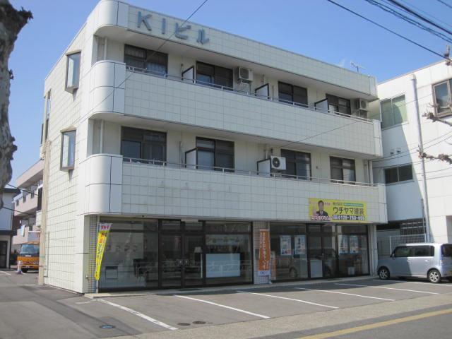 レントライフマンスリー長野栗田郵便局前 外観