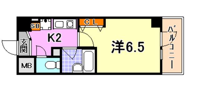 """トラスト三宮1【★流行りの食パン屋""""乃がみ""""すぐ近く★】写真17"""