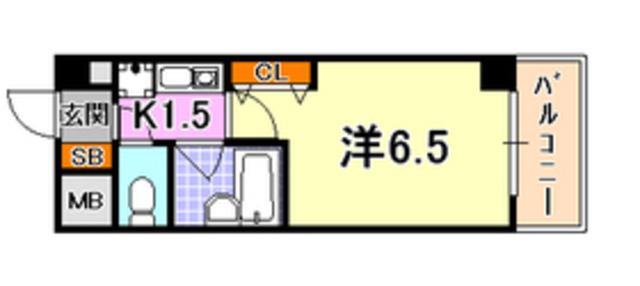 トラスト三宮1【✨ルミナリエで有名!!東遊園地すぐ✨】写真15