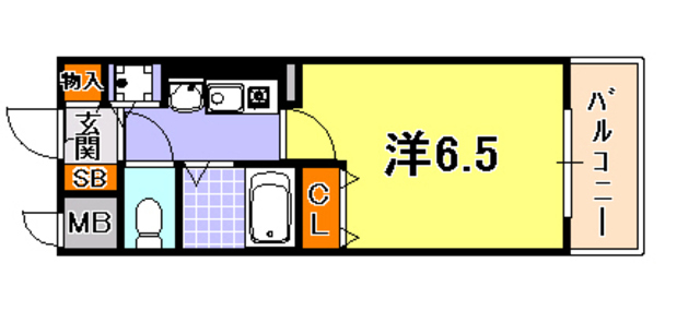 トラスト三宮7【JR三ノ宮駅徒歩5分♪ 駅近!!】写真14