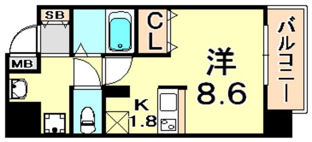 トラスト三宮2【⛄人気のタピオカ店「ジアレイ」近く⛄】写真14
