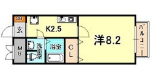 """トラスト神戸1【人気洋菓子店""""元町ケーキ""""すぐ(^^♪】写真18"""