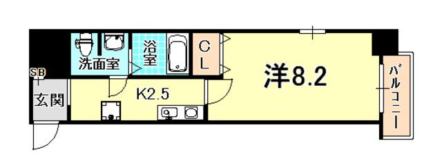 トラスト神戸1【神戸駅徒歩圏内♪元町商店街もすぐ!】写真18