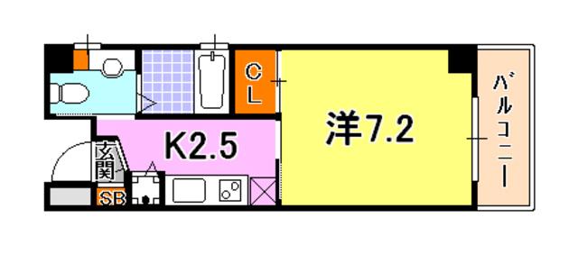 トラスト三宮東1【阪神春日野道駅徒歩3分♪デザイナーズ】写真21