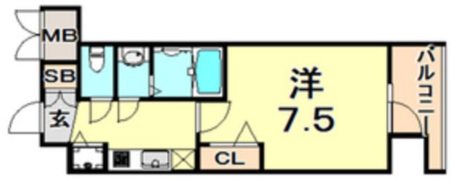 トラスト三宮東14【阪急春日野道駅 徒歩2分♪】写真13