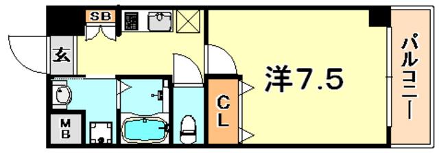 トラスト新神戸2【地下鉄新神戸駅徒歩5分♪南向き日当良好♪】写真4