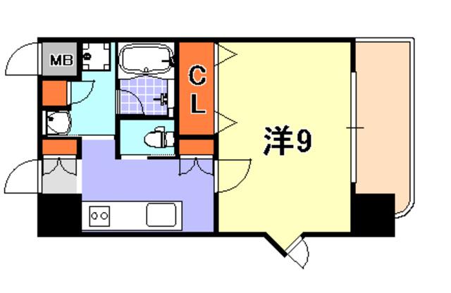 トラスト新神戸1【地下鉄新神戸駅徒歩5分♪南向き日当良好♪】写真21