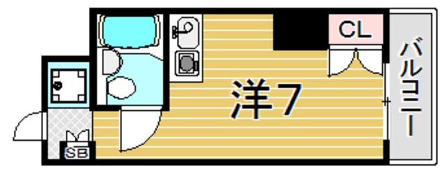 トラスト三宮8【JR三ノ宮駅徒歩4分♪駅近!好立地!】写真16