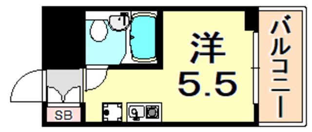 トラスト三宮8【三宮駅徒歩すぐ♪スーパー・コンビニもすぐ☆】写真22