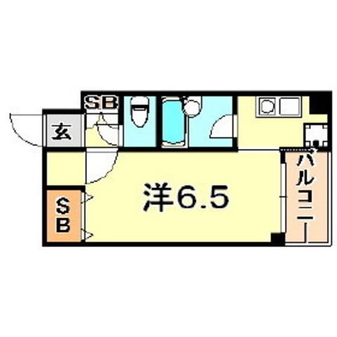 トラスト新神戸3【☔地下鉄入口すぐ!雨でもストレスフリー☔】写真18