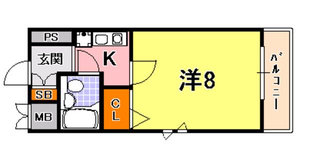 トラスト三宮10【貿易センター駅徒歩3分♪Wi-Fi無料♪】写真15
