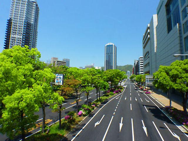トラスト三宮10【貿易センター駅徒歩3分♪Wi-Fi無料♪】写真4