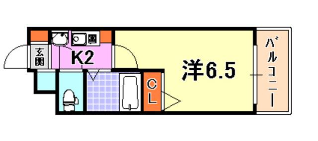 トラスト三宮16【8月中S・SSプラン-300円引き✨】写真16
