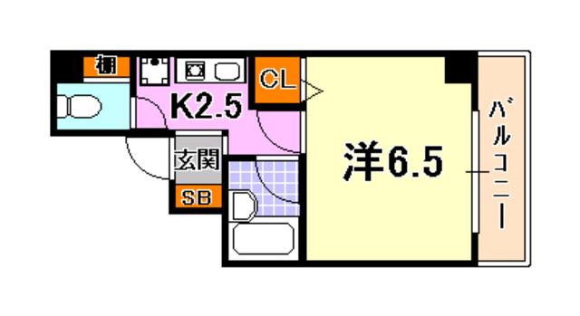 トラスト三宮14【元祖カレーそばの店「長野屋」すぐ★】写真19