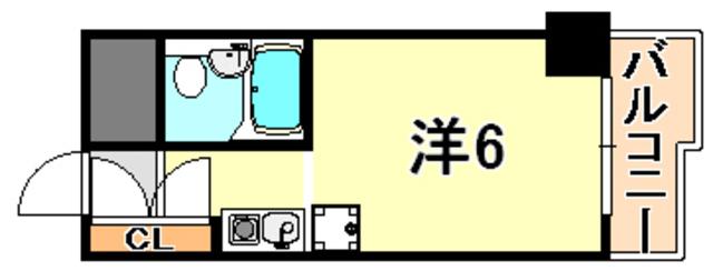 トラスト三宮15【JR三宮駅徒歩7分♪Wi-Fi無料★】の写真