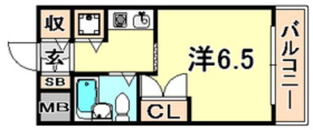 トラスト兵庫3【兵庫駅徒歩5分 すぐ近くにマクド有☀】写真14