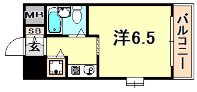 トラスト兵庫3【兵庫駅近♪ 高層階 日当たり良好!】写真17