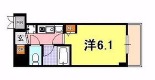 トラスト元町16【県庁前駅徒歩4分 地下鉄沿線♪】の写真