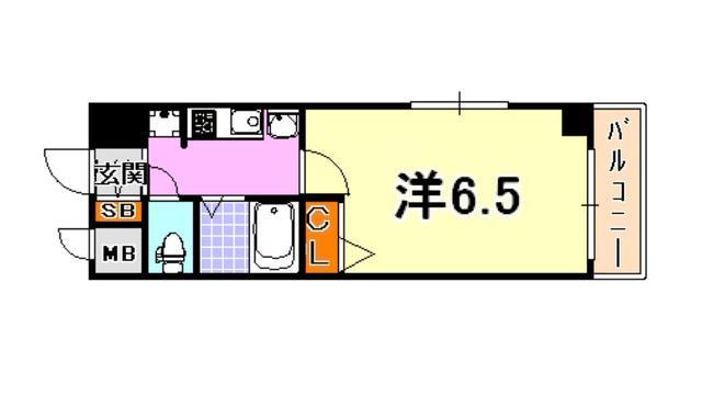 トラスト兵庫4【♪♪JR兵庫駅 徒歩4分♪♪】写真17