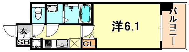 トラスト神戸11【JR神戸駅徒歩圏内★神大病院すぐ♪】写真18