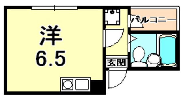 トラスト三宮東8【全室角部屋♪ 春日野道駅徒歩3分!!】写真20