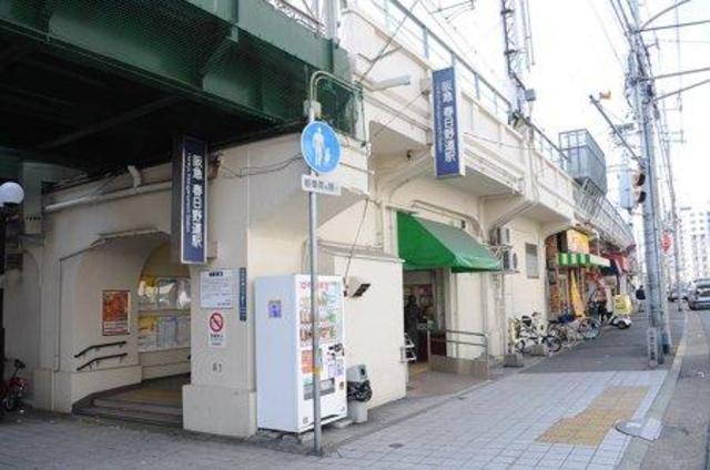 トラスト三宮東8【全室角部屋♪ 春日野道駅徒歩3分!!】写真2