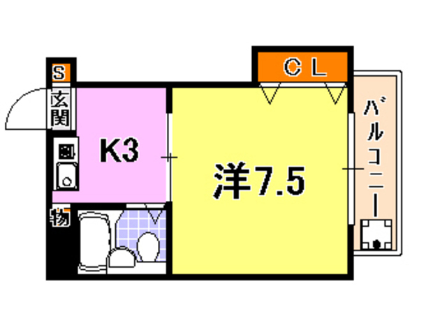 トラスト元町5【3WAYアクセス♪1階にグリルミヤコ★】写真21