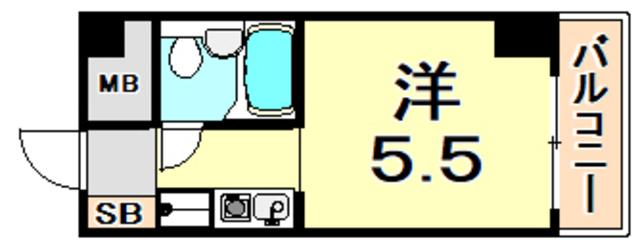 トラスト三宮5【オートロック・EV完備☆三宮南エリア】写真19