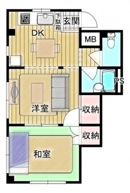 永瀬ハイツ~マンスリー川口写真4