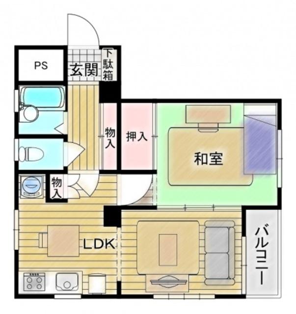 第2山田ビル~マンスリー東大宮写真3