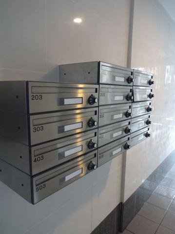 郵便BOX