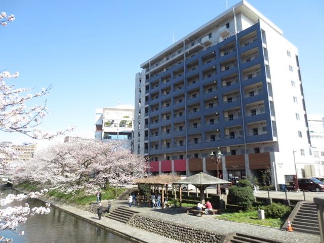 アパマートマンスリー富山駅南 桜木町 1LDKの写真