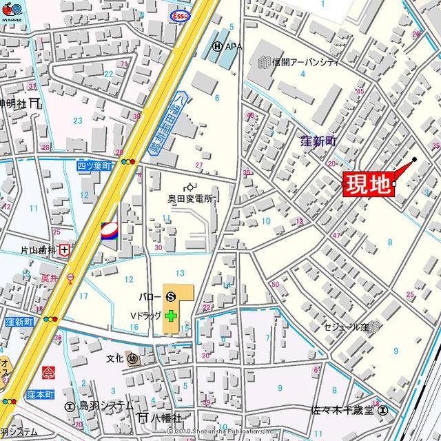 アパマートマンスリー富山駅北 窪新町P Wi-Fi無料 1K写真4