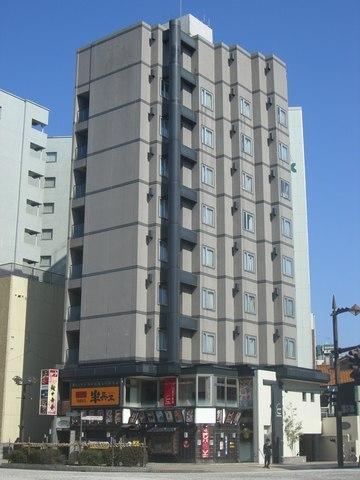 アパマートマンスリー富山駅前 桜町 1Rの写真