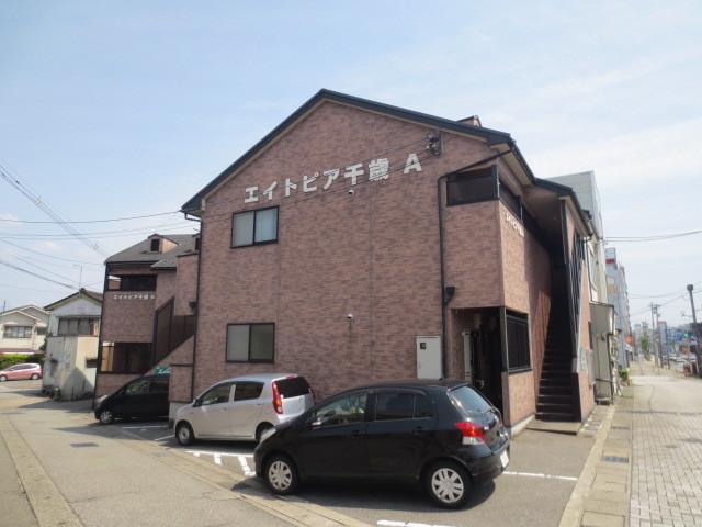 アパマートマンスリー富山駅東 千歳町の写真