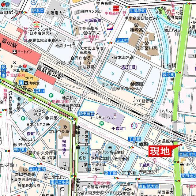 アパマートマンスリー富山駅東 千歳町写真2