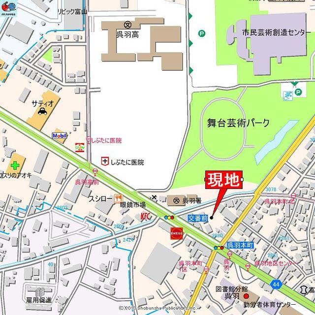 アパマートマンスリー 富山市 呉羽駅 Wi-Fi無料 1DK写真3