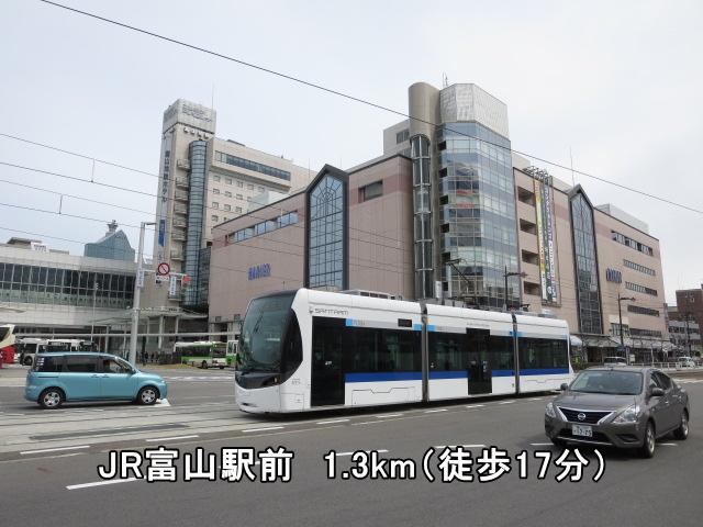 アパマートマンスリー富山駅南 平和通り 1LDK写真17