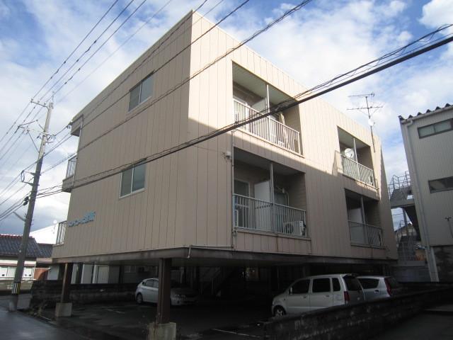 アパマートマンスリー富山インター 黒崎 1DKの写真