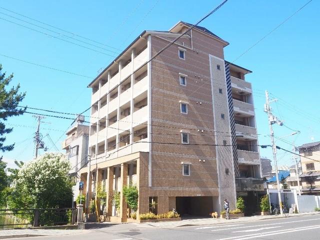 アクロス京都七条鴨川御苑の写真